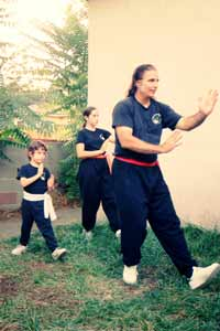 Join Buddha Kung Fu to lose weight