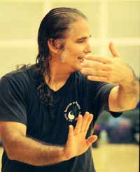 Buddha Zhen teaches private Kung Fu and Tai Chi lessons