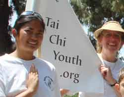 Donate now to Tai Chi Youth