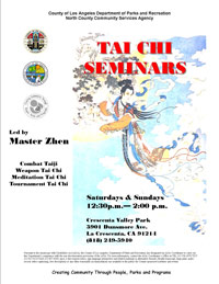 Tai Chi for a better life