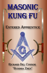 Paperback Masonic Kung Fu book cover
